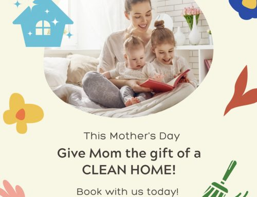 Give the Gift of Time for Mother's Day